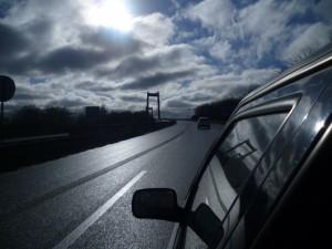 Panoráma po cestě