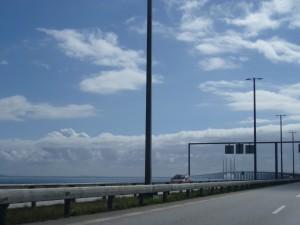 Most Dánsko - Švédsko