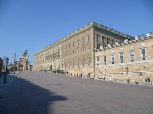 Královský palác (Stockholm)