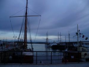 Přístav v Oslo