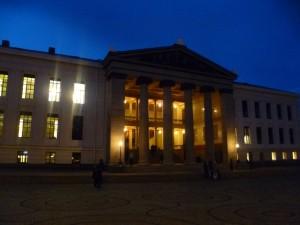 Univerzita v Oslo